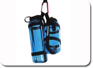 with Canyon Strap easily carry multiple water bottles