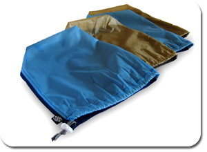 Nap Sack comes in two colors