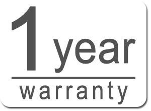 Nap Sack has a One Year Warranty