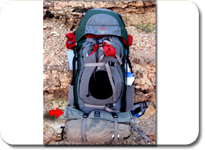 Outsak Brand Backpacking Storage Bags are Flexible and Easily Compress