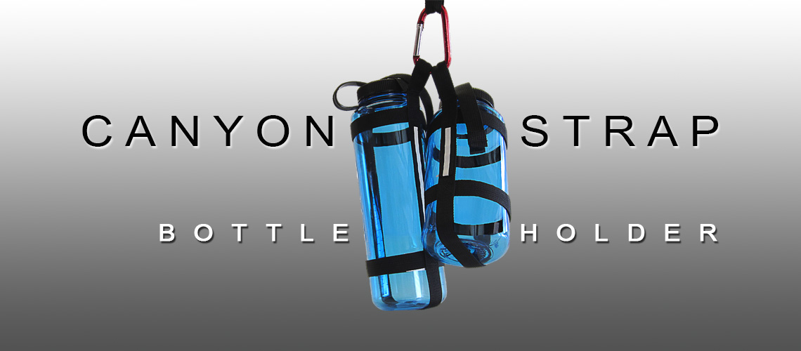 Canyon Strap Water Bottle Holder