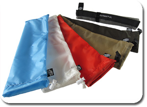 Storage Sleeves by Simple Outdoor Soltions are Available in 5 Colors
